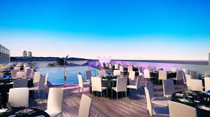 100 The W Barcelona SUN Deck Meetings Events At