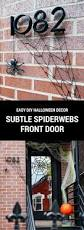 Diy Motion Activated Halloween Props by 100 Halloween Glitter Spiders Top 25 Best Spider Web Craft