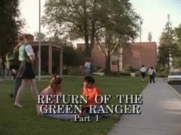 ranger part 1 ii episodes morphin legacy
