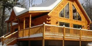 Best Wood Stains for a Log Cabin