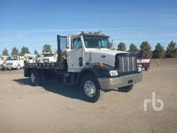 Peterbilt Flatbed Trucks In Texas For Sale ▷ Used Trucks On ...