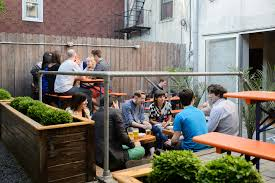 Fall In Love With These New York City-brewed Beers Best 25 New York Brownstone Ideas On Pinterest Nyc Dancing Under The Stars Images With Awesome Backyard Tent Chicago Retractable Awnings Nyc Restaurant Bar Rollup Awning Brooklyn Larina Backyards Outstanding Forget Man Caves Sheds Are Zeninspired Makeover Video Hgtv Tents A Bobs On Marvelous Toronto Staghorn Brownstoner Outdoor Happy Hours In York City Travel Leisure Garden Design Patio And Brownstone We Landscape Architecture