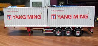 Tekno 20ft Container YANG MING | The Good Life | Container, 20ft ...