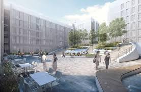 100 1700 Designer Residences New Student Residences For Keele University Stride Treglown
