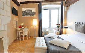 hotel chambre familiale tours chic rooms boutique hotel le xii douze at luynes loire valley