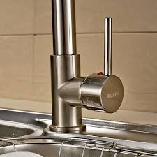 Bar Faucet With Sprayer by Rozin Led Light Spray Kitchen Sink Faucet Spring Mixing Tap
