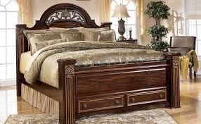 Ashley Furniture Bedside Lamps enhance the king bedroom sets the soft vineyard 6 amaza design