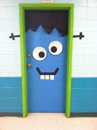 Halloween Door Decorating Contest Ideas by Halloween Door Decoration Odds And Ends Pinterest