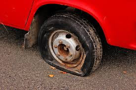 How Far Can You Drive On A Flat Tire | Tire Is Flat