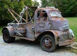 100 Truck From Jeepers Creepers Amishtrucker Towing Pickup