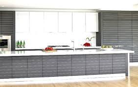 Alternatives To Cabinet Doors Unbelievable Modern Kitchen Design