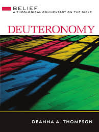 Deuteronomy A Theological Commentary On The Biblepdf