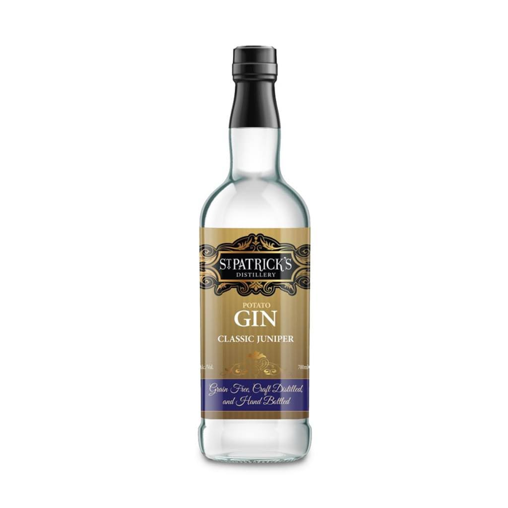 St Patrick's Classic Gin | ABV 40% 70cl