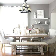 Marvelous Kitchen Table With Bench Seating Dining Room