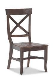 100 Heavy Wood Dining Room Chairs Pineridge X Back Chair