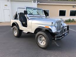 100 Novak Conversions 1981 Jeep CJ5 V8 4Speed For Sale On BaT Auctions Closed On