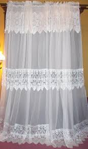 Simply Shabby Chic Curtains Ebay by 222 Best Vintage Lace Curtains Images On Pinterest Cottages
