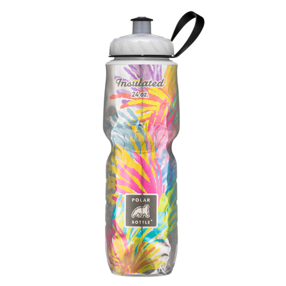 Polar Bottle Insulated Water Bottle - Starburst, 24 oz