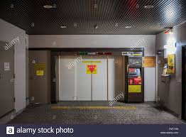 100 Car Elevator Garage Osaka Japan June 22 2018 Entrance To Japanese Car Elevator To