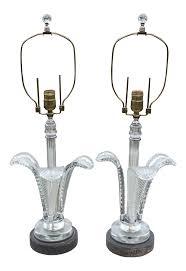 Underwriters Laboratories Portable Lamp by Vintage U0026 Used Art Deco Table Lamps Chairish