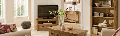 Oak Livingroom Furniture Bordeaux Rustic Living Room Free Delivery