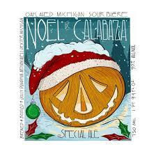 Jolly Pumpkin Dexter by Jolly Pumpkin U0027s Noel De Calabaza Returns For The Holidays Mashing In