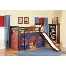 Loft Bed Furniture Decor The Home Depot