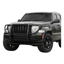 100 Grills For Trucks Aries Automotive Grille Guard In Black 200810 Jeep Liberty KK Models Without Headlight Cage