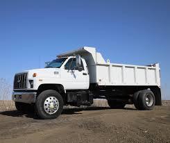 100 Chevy Dump Trucks C7500 Dump Truck 1999 Great Shape Runs Strong Cat 3126 6 Cyl