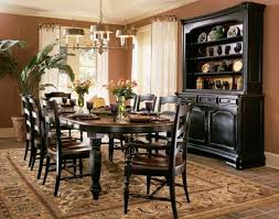Dining Room Sets With China Cabinet In Black Home Design