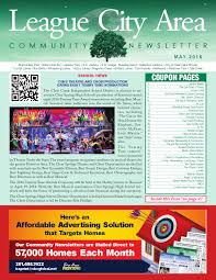 Tommys Patio Cafe Webster Tx by Clear Lake Area Community Newsletter By Digital Publisher Issuu