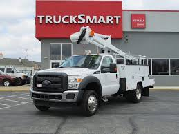 100 F450 Truck 2013 FORD BUCKET BOOM TRUCK FOR SALE 613347