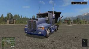 KENWORTH T600 SEMI TRUCK V1.1.0.0 MOD - Farming Simulator 2017 / 17 ... Pin By Ray Leavings On Kenworth Pinterest Rigs Kenworth Trucks W900a Old Classic Semi Trucks Youtube Imo The Best Looking Truck Everkenworth T908 Trucksim T680 Ari Legacy Sleepers Wayne Truck And Custom W900l Semi Cancun Mexico May 16 2017 White Semitrailer Kenworth Truck With Super Long Condo Sleeper 501979 At Work Ron Adams 97583881477 2018 Australia Utah Nevada Idaho Dogface Equipment