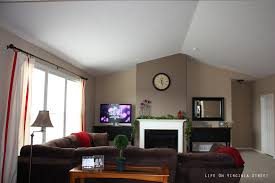 Dark Brown Couch Living Room Ideas by Living Room Paint Color Ideas With Dark Brown Furniture Is Listed