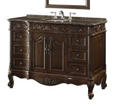 42 Inch Bathroom Vanity With Granite Top by 42
