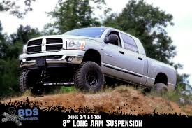 2006-2007 Dodge / Ram 1500 Mega Cab BDS Suspension 8