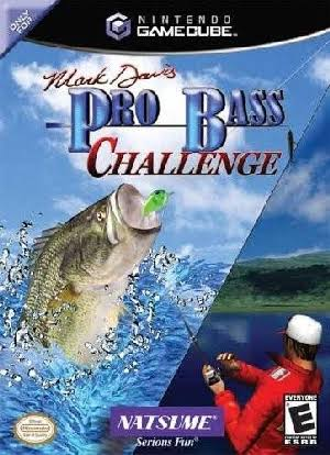 Mark Davis Pro Bass Challenge - Nintendo Game Cube