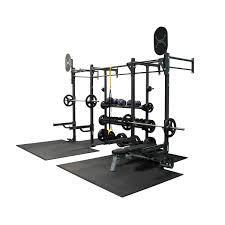 Hammer Strength HD Elite Half Rack Life Fitness