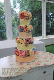 Rustic Wedding Cake Auckland 695 Includes Rental Of Our Silk Flowers