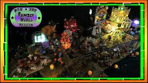 Lemax Halloween Village Ebay by Bin U0027s Halloween Village 2017 9 5 2017 Bin And Jon U0027s Daily