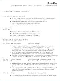 Government Relations Resume Examples With Resumes Of For Produce Amazing
