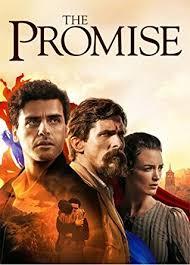 Amazon The Promise 2017 Oscar Isaac Charlotte Le Bon