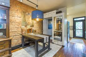 100 Industrial Style House Style Manayunk Home With Lots Of Color Asks 218K
