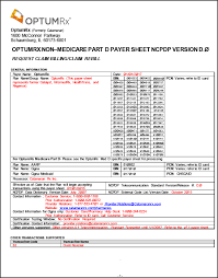 2017 optumrx standard d 0 non medicare payer sheet