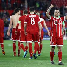 FC Sevilla FC Bayern 12 Champions League Viertelfinale