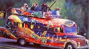 The Global Carnival Bus Will Be Running From Coffs Airport To Bellingen