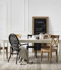 Alluring Dining Room Chairs Ikea Inspired On Table De Salon Best Of Interesting Metal