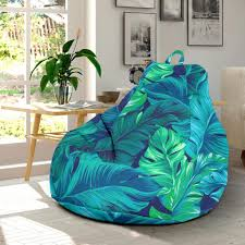 Turquoise Tropical Leaf Pattern Print Bean Bag Chair – GearFrost Fluffy Medium Bean Bag Chair Turquoise And Gold Marble W Filling Water Resistant Pyramid Shaped Outdoor Filled Ipad Tablet Ereader Standturquoise Geometric Twist Light Blue Details About Extra Large Chairs For Adults Kids Couch Sofa Cover Indoor Lazy Lounger Tropical Palms Frgipani Flowers On Background With Filling Showerproof Bright Beanbag With Dandelion Doll 18inch Dolls Uk S