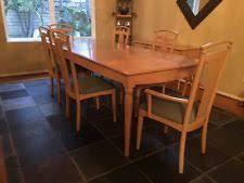 ethan allen maple dining furniture sets ebay