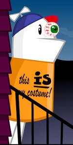 Homestar Runner Halloween Pumpkin by Other Halloween Costumes Homestar Runner Wiki